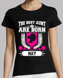 la migliore zia è nata a maggio