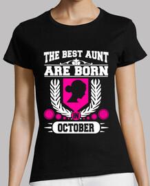 la migliore zia sono nati ad ottobre