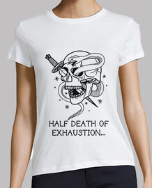 la moitié d eat h de fatigue