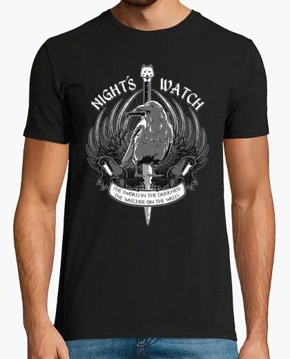 Tee-shirt la montre de nuit