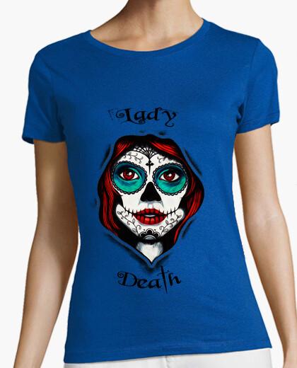 Tee-shirt la mort dame