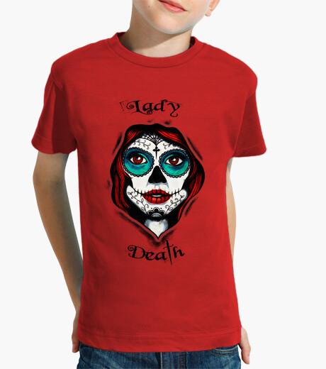 Vêtements enfant la mort dame