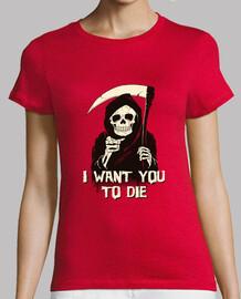 la morte ha scelto la tua camicia da donna