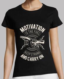 la motivation est le carburant