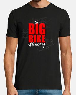 la moto noire