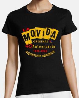 La Movida 40 Aniversario 2 chica