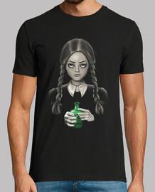 la muerte me aburre camiseta mens