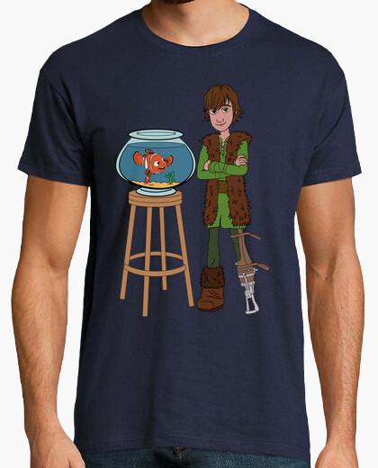 Camiseta La muleta de Nemo
