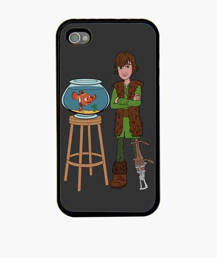 Funda iPhone La muleta de Nemo