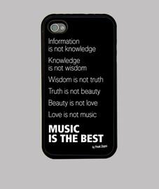 la musica è la best