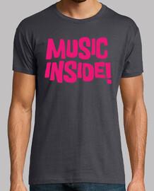 la musica inside bambino