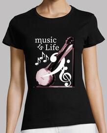 la musique c39est la vie - banjo