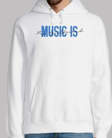 la musique est ma petite amie