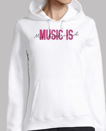 la musique est mon petit ami