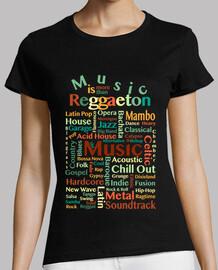 la musique est plus t ont reggaeton