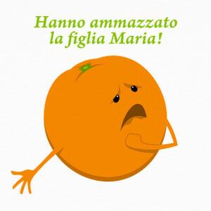 Camisetas La naranja del Padrino