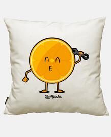 La naranja... ¡mecánica!