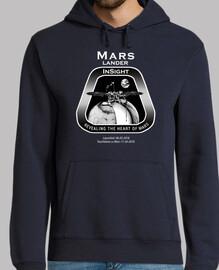 la nasa insight -mars lander mission- espacio