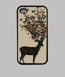 la nature sauvage de l'iphone 4 / 4s