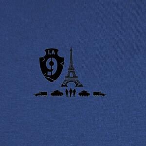 Camisetas La Nueve Paris