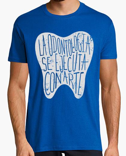 Camiseta La odontología es un arte