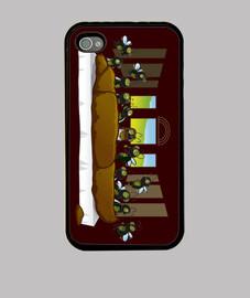 La otra ultima cena Iphone