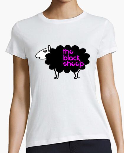 6275d839b Camiseta LA OVEJA NEGRA (CHICA) - nº 1905252 - Camisetas latostadora