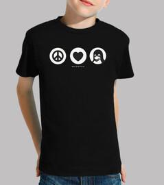 la paix, l'amour, linux @shopbebote