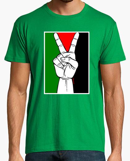 Tee-shirt la paix palestinienne