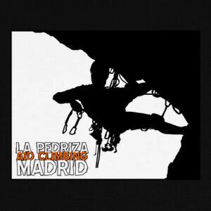 T-shirt LA PEDRIZA AID CLIMBING MADRID