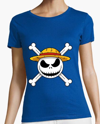 Camiseta la pesadilla antes de la piratería