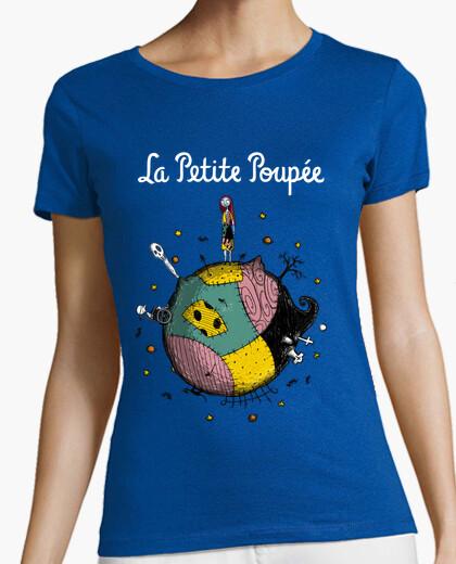 Tee-shirt la petite poupée