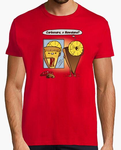 T-shirt la pizza civettuola
