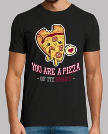la pizza de mon coeur