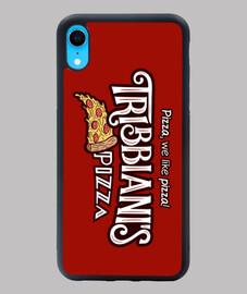 la pizza di tribbiani