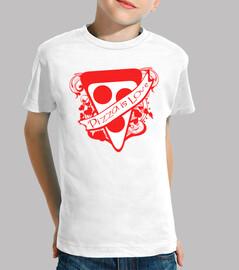 la pizza es amor