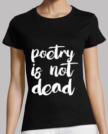 la poésie est not mort
