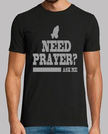 la preghiera mi chiede
