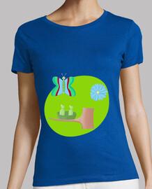 La primavera la sangre altera: camiseta mujer