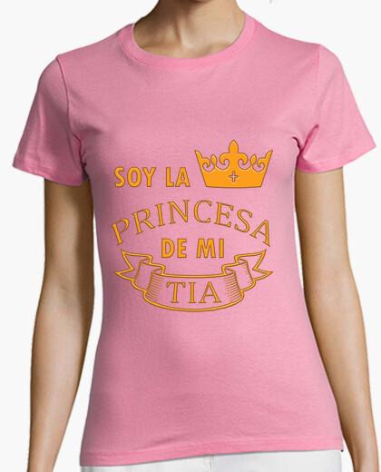 La Mi Camiseta De Tia Princesa MVpSzU