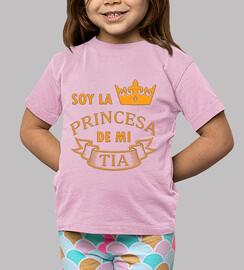 La Princesa de mi Tia niña