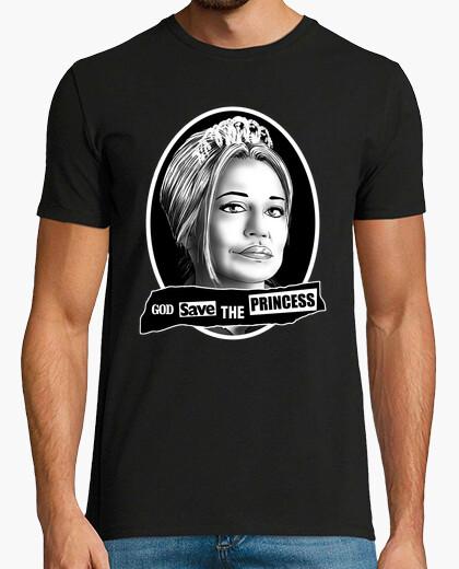 Camiseta La princesa del pueblo
