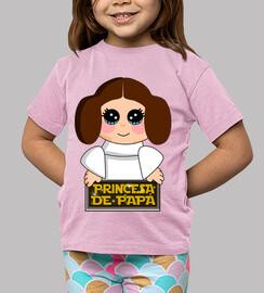 la princesse de papa