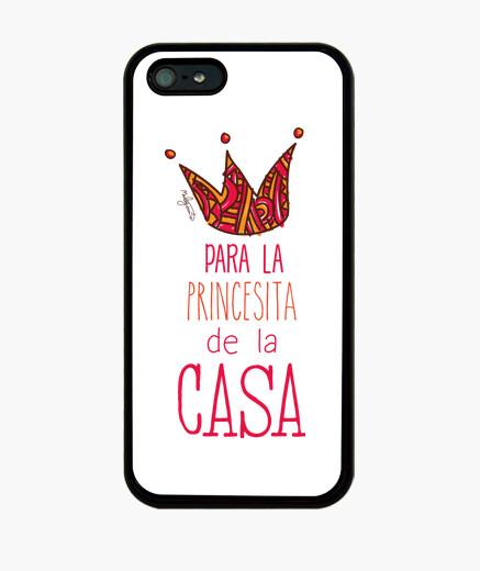 Cover iPhone la principessa della casa