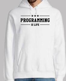 la programación es vida