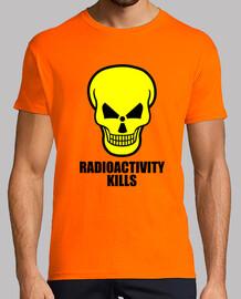 La Radioactividad mata