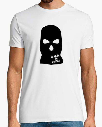 Camiseta La rage du peuple