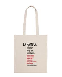 La Rambla de Barcelona (bolsa)