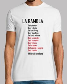 La Rambla de Barcelona (chico)