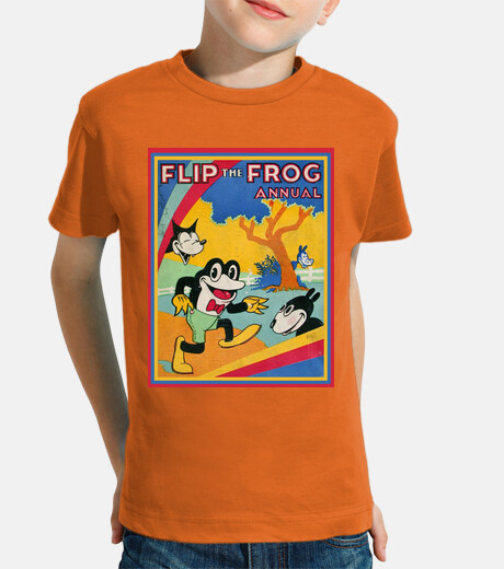 La rana Flip
